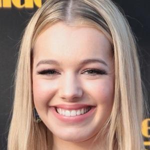Movie actress Sadie Calvano - age: 24