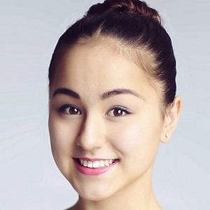 Dancer Miko Fogarty - age: 23