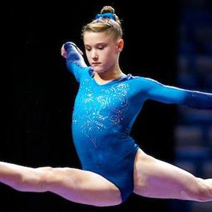 Gymnast Madison Desch - age: 19