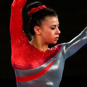 Gymnast Claudia Fragapane - age: 19