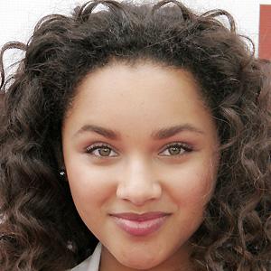 TV Actress Jaylen Barron - age: 22