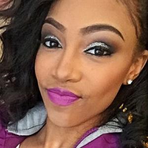 R&B Singer Sydney Wilson - age: 22