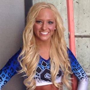 Cheerleader Ashley Wilson - age: 22