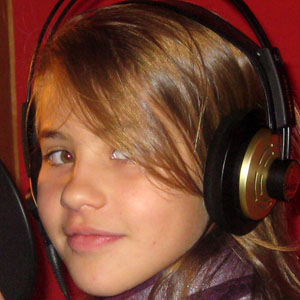 World Music Singer Lucia Gil - age: 22