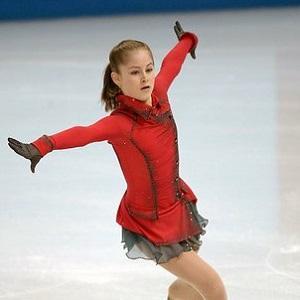 Figure Skater Yulia Lipnitskaya - age: 22