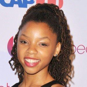Movie Actor Chloe Bailey - age: 18