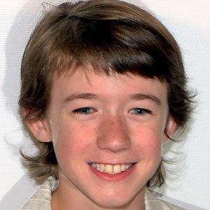 TV Actor Chandler Frantz - age: 22