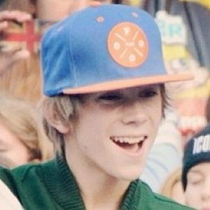 Pop Singer Felix Sandman - age: 18