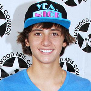 Movie Actor Mavrick Moreno - age: 18