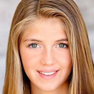Movie actress Lexi DiBenedetto - age: 18