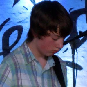 Guitarist Quinn Sullivan - age: 22
