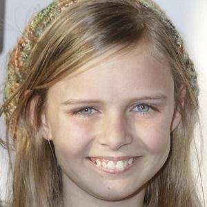 TV Actress Brighid Fleming - age: 21