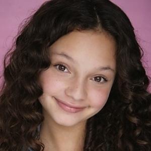 TV Actress Kayla Maisonet - age: 18