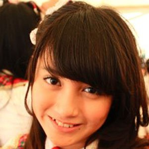 Pop Singer Nabilah Azalia - age: 17