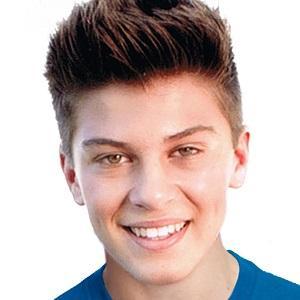 Pop Singer Sean Cavaliere - age: 17