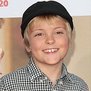 Movie Actor Bryce Robinson - age: 17