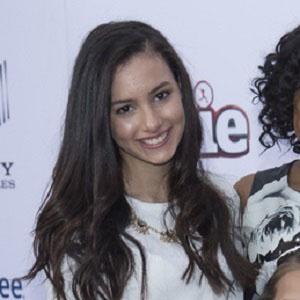 Movie actress Amanda Troya - age: 17