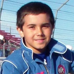 Race Car Driver Brandon Weaver - age: 20