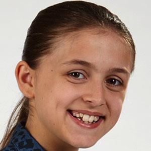 TV Actress Kia Pegg - age: 21