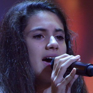 World Music Singer Barbara Popovic - age: 16