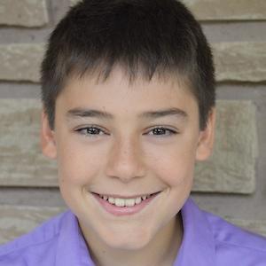 TV Actor Jacob Ewaniuk - age: 16