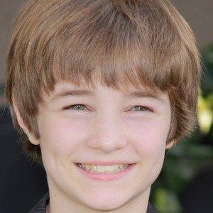 Movie Actor CJ Adams - age: 16