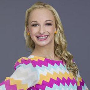 Dancer Sarah Reasons - age: 16