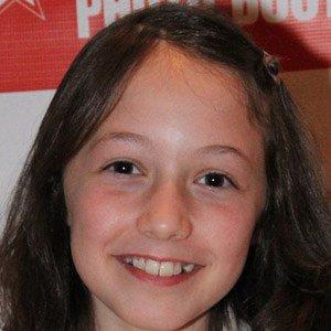 TV Actress Claire Engler - age: 20