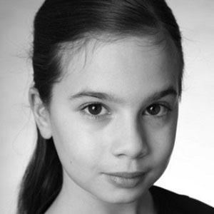 Stage Actress Cleo Demetriou - age: 19