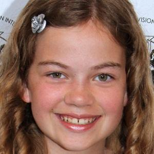 Movie actress Megan Charpentier - age: 19