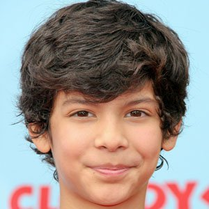 TV Actor Xolo Mariduena - age: 16