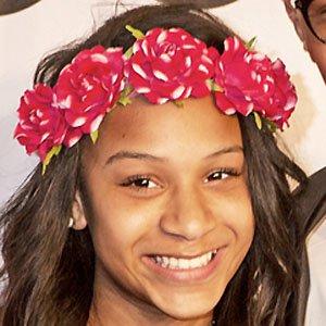 Family Member Deyjah Harris - age: 19