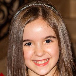TV Actress Aubrey K Miller - age: 15