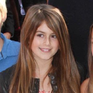model Kaia Gerber - age: 19