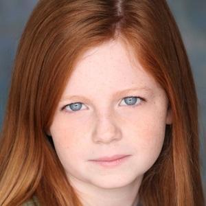 TV Actress Clare Foley - age: 19
