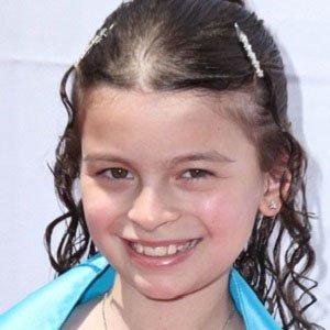 TV Actress Dalila Bela - age: 19