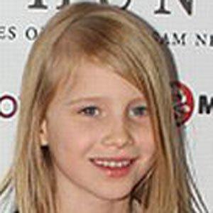 Movie actress Morgana Davies - age: 19