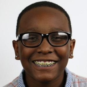 Pop Singer Quintavious Johnson - age: 15
