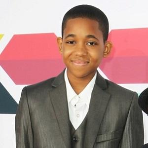 TV Actor Tylen Jacob Williams - age: 16
