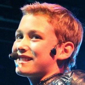 Pop Singer Nic Neufeld - age: 19