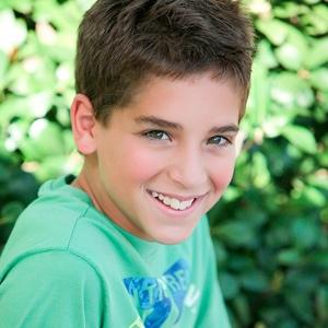 TV Actor Louis Tomeo - age: 15