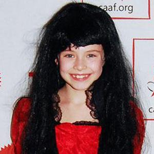 Soap Opera Actress Alexa Gerasimovich - age: 19