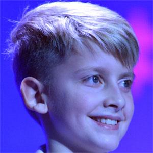 Pop Singer Ilya Volkov - age: 18