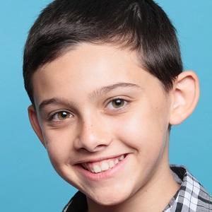 TV Actor Felix Avitia - age: 18