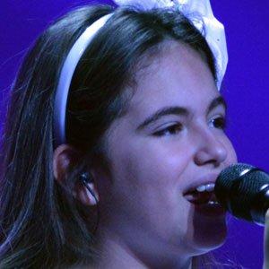 Pop Singer Gaia Cauchi - age: 14