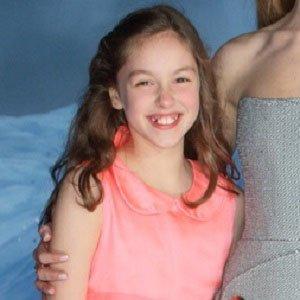 Movie actress Eloise Webb - age: 17