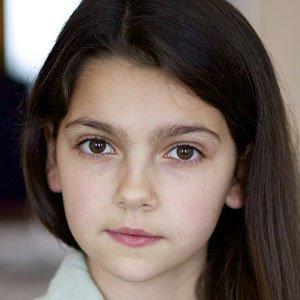TV Actress Emily Carey - age: 17