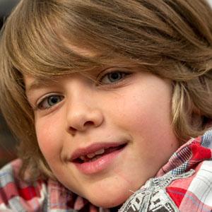TV Actor Alexander Aze - age: 17
