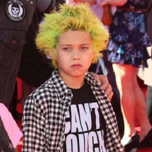 Reality Star Landon Barker - age: 17