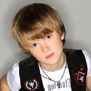 Drummer Logan Robot Gladden - age: 17